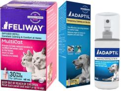 adaptil and feliway